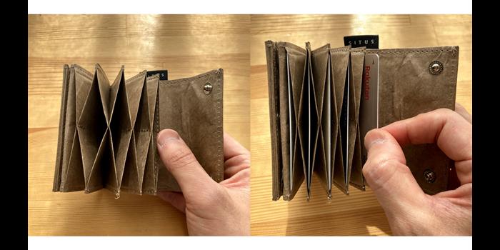 SITUSミニマリストウォレット カードケース