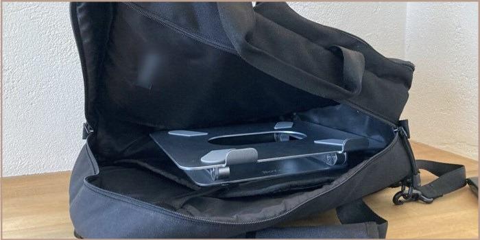 Boyata in bag